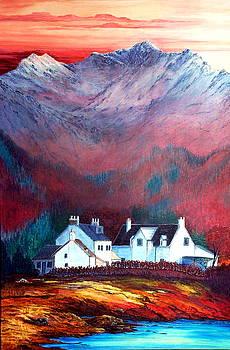 Highland Warmth by Fay Reid