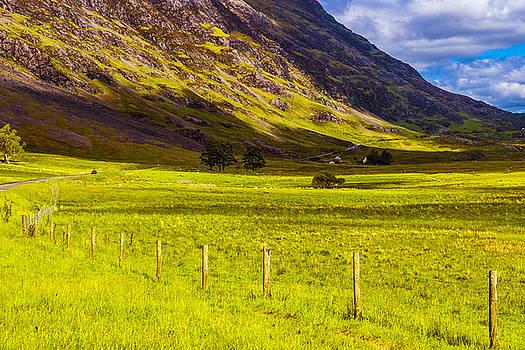 Highland Way I by Steven Ainsworth
