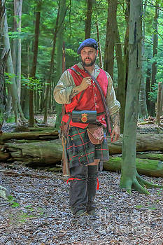 Randy Steele - Highlander Cook Forest