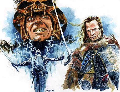 Highlander by Ken Meyer jr