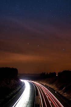 Highway by Gerd Doerfler