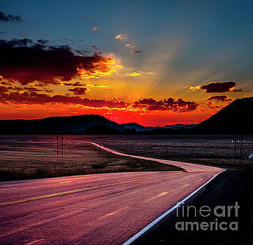 Highway to Heaven by Thomas Levine