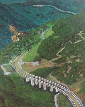 Highway by Tony Rodriguez