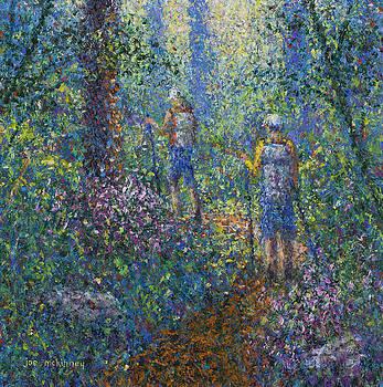 Hikers by Joe Mckinney