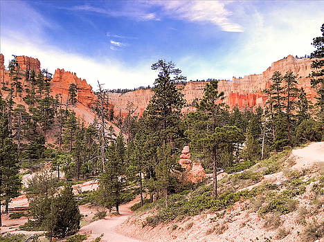 Robert Meyers-Lussier - Hiking Bryce Canyon