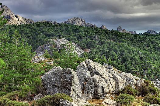 Hiking in Corsica by Martin Wackenhut