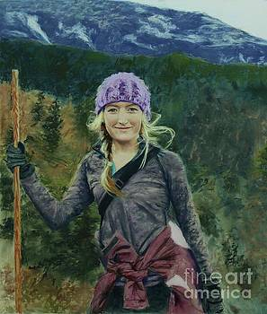 Hiking the White Mountains by Janet Poirier