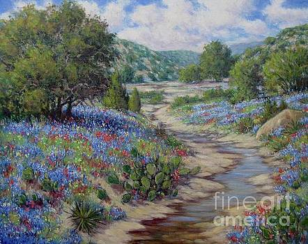 Hill Country Blues by Vickie Fears