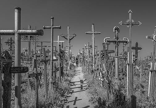 Hill of Crosses  by Andrew Matwijec