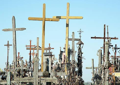 Ramunas Bruzas - Hill of Crosses