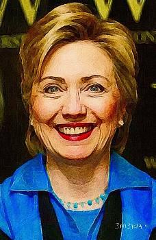 Hillary by Emeka Okoro