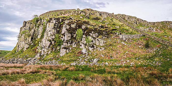 Lexa Harpell - Hills of Hadrians Wall England