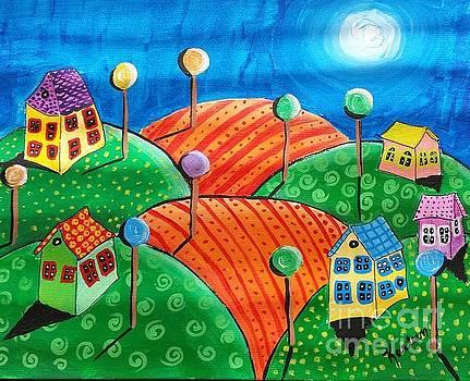 Hills of Joy by Karleen Kareem