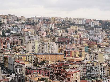 Hills of Naples by Laurie Morgan