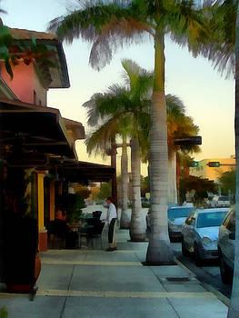 Hillview Ave Sidewalk by Tawes Dewyngaert