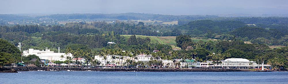 Ramunas Bruzas - Hilo Town Panorama