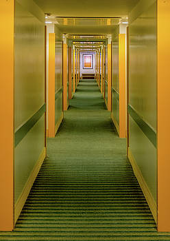 Down the Hallway by Georgette Grossman