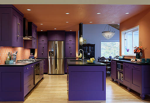 Hindeman Kitchen Wide  by Kevin Felts