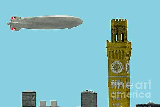 Jost Houk - Hindenburg over Baltimore