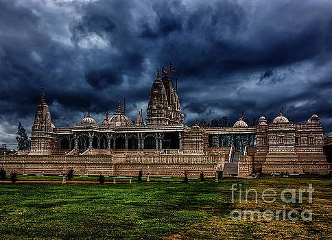 Hindu Temple by JB Thomas