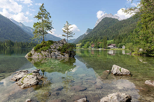 Hintersee, Bavaria by Andreas Levi