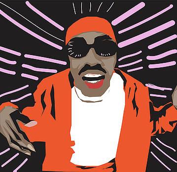 Hip-Hop Art 3 by Michael Chatman