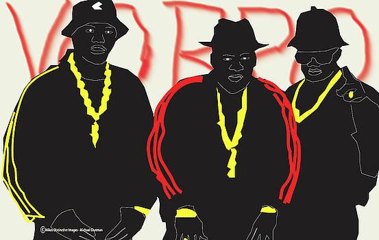 Hip Hop Moment 2 by Michael Chatman