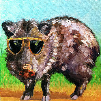 Hip Javelina by Kristy Tracy