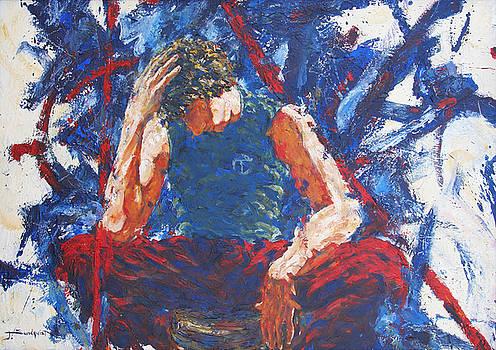 His Prayer by Joel Sundquist