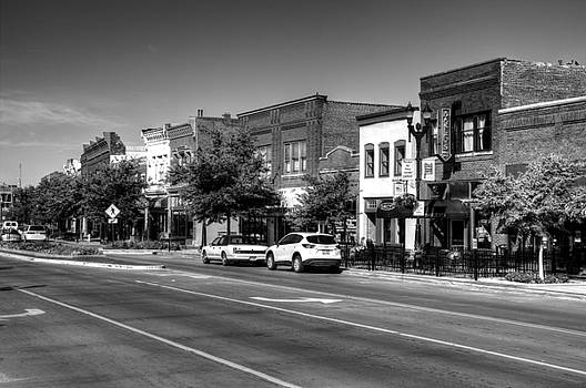 Historic 100 Block by Tom Winfield