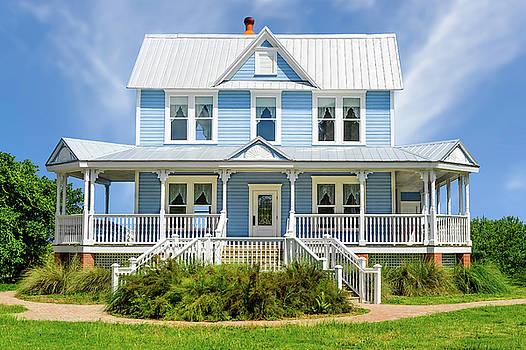 Historic 1800s Valentine House  -   1800svalentinehouse135435 by Frank J Benz