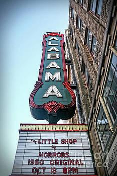 Tracy Brock - Historic Alabama Theater