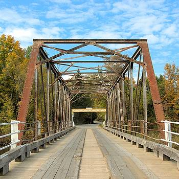 Valerie Kirkwood - Historic Andrewsville Bridge
