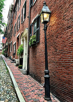 Historic Boston by Richard Stillwell