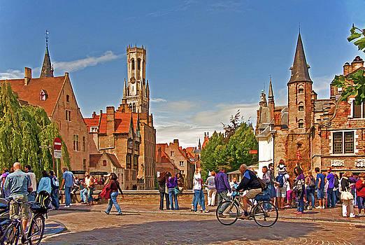 Dennis Cox WorldViews - Historic Bruges
