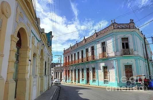 Wayne Moran - Historic Camaguey Cuba Prints 2