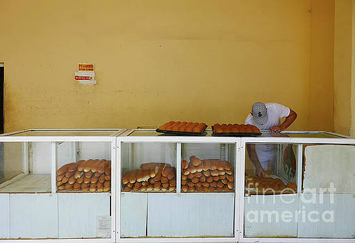 Wayne Moran - Historic Camaguey Cuba Prints The Bakery