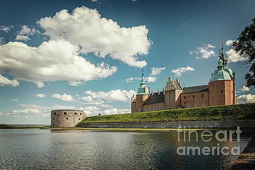 Sophie McAulay - Historic castle in Kalmar Sweden