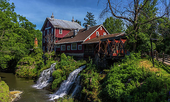 Historic Clifton Mill by Dale Jackson