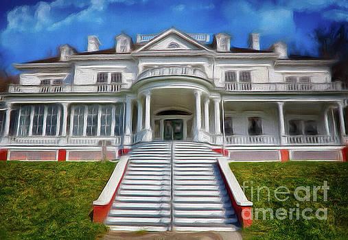 Dan Carmichael - Historic Cone Manor Blue Ridge Parkway AP