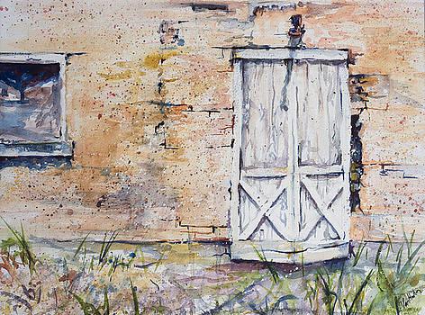 Historic Doorway by Adam VanHouten