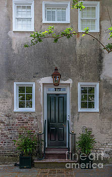 Dale Powell - Historic Downtown Charleston Entrance