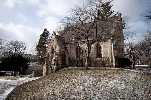 Rich Sirko - Historic Elmwood Cemetery - Chapel