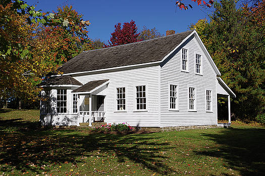 Historic Farmhouse - Caddie Woodlawn House by R V James