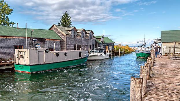 Susan Rissi Tregoning - Historic Fishtown