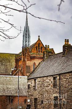 Sophie McAulay - Historic Glasgow street