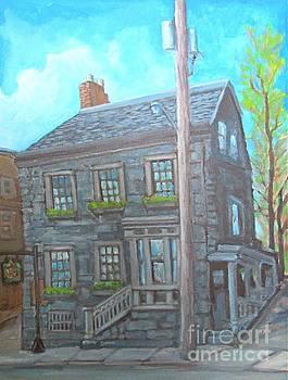 Historic Henry House by John Malone