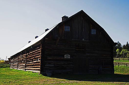 Historic Horse Barn by Robert Braley