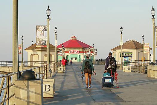 Art Block Collections - Historic Huntington Beach Pier