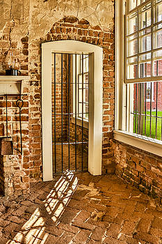 Paula Porterfield-Izzo - Historic Jail of Fort Clinch